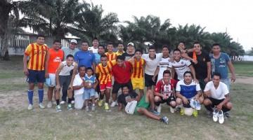 Campo Nuevo es campeon del futbol7
