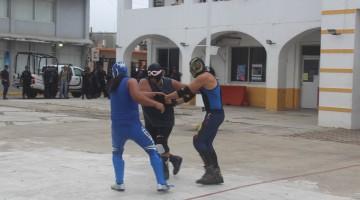 Los luchadores empezaran este lunes con sus clases.